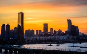 Hangang, Han River, Seoul