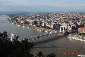 Budapest, Hungary, Europe, Danube River