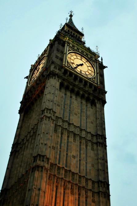 Big Ben, London, England, clock
