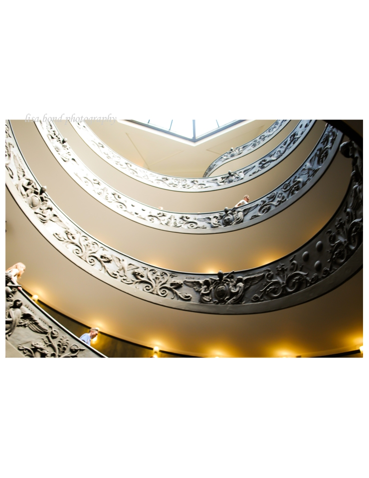 #Italy, #Vatican, #circular ramp