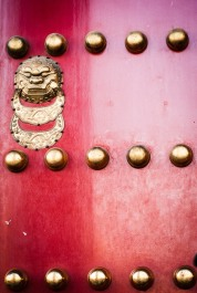 China Palace Door