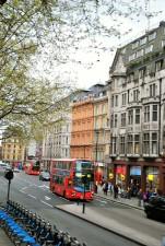 London, England, double decker