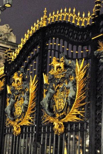 Buckingham Palace, London, England,