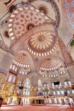 #Blue Mosque, #Istanbul, #Turkey, #temple