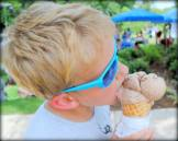 #USO, #military, #volunteer, #ice cream, #Scoops for Troops