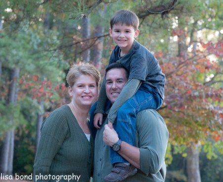 Family, Fall, Nature, Park, Southern Pines, NC