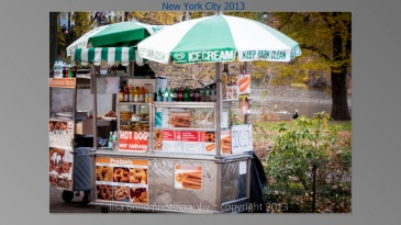#food cart, #NYC, #ice cream