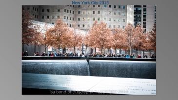WTC reflection pool