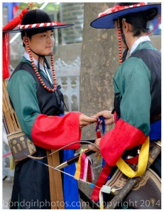 #Korea #guards #Seoul
