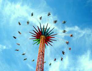 #Oktoberfest, #Germany, #Munich, #festival, #swings