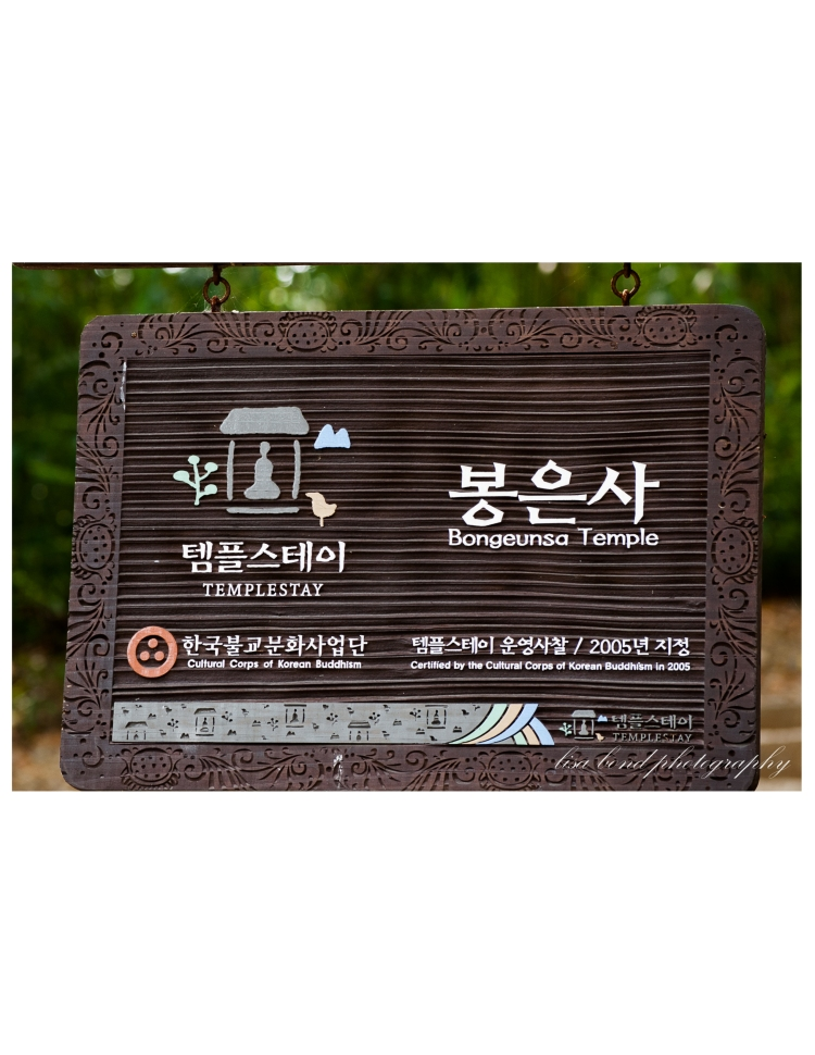travel photographer, bondgirlphotos, Bongeunsa, Temple, Temple Stay, Gangnam, Seoul