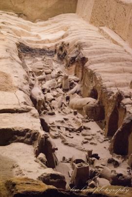 terracotta, soldiers, warriors, Xian, China, Asia