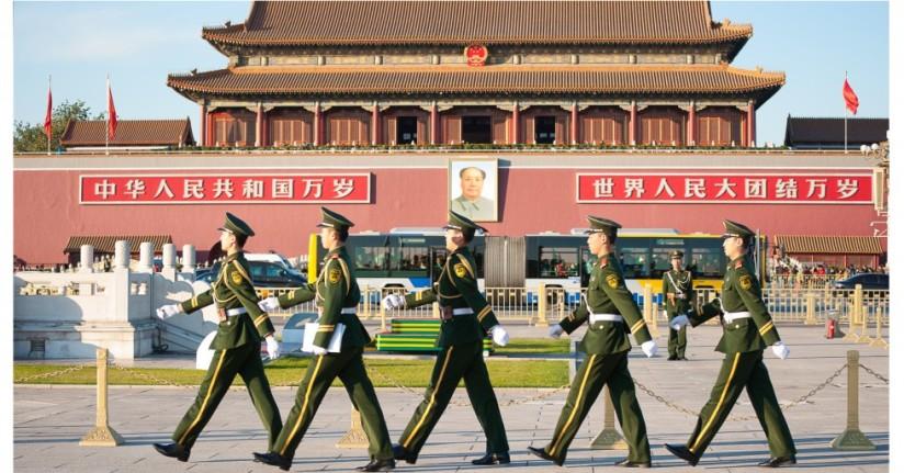 China - Tianannmen Square