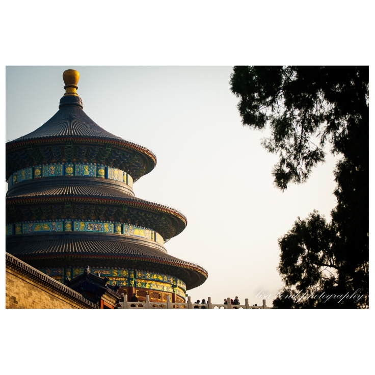 Temple of Heaven, Beijing, China, history