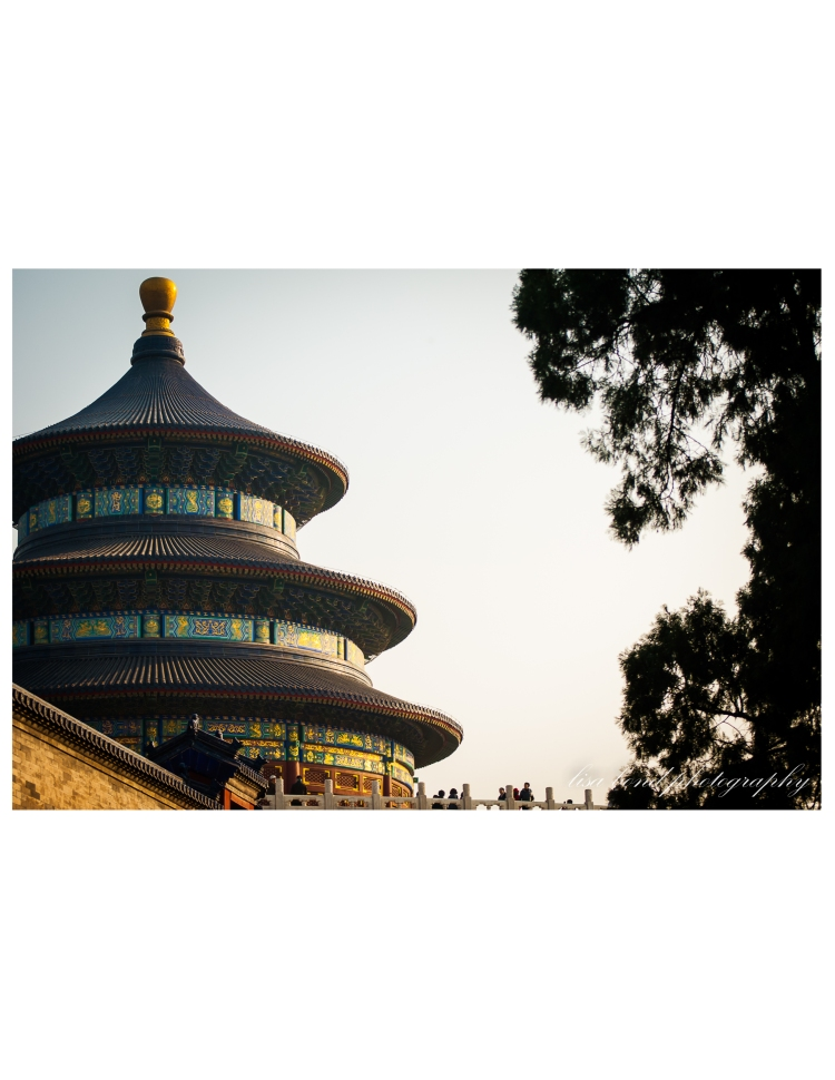 Temple of Heaven, Beijing, China, history