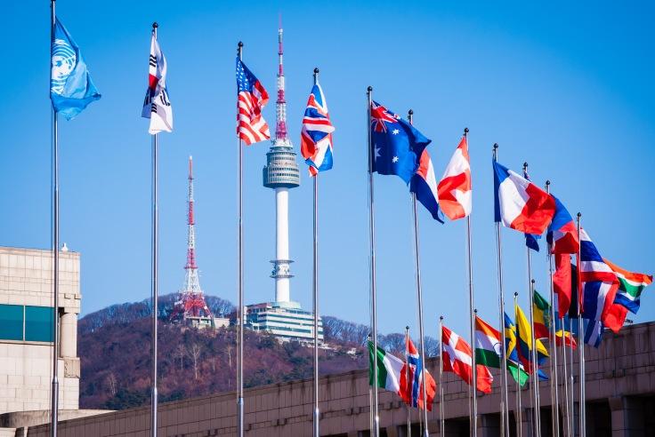 War Memorial, Seoul Tower, Namsan, Korea, lisa bond photography