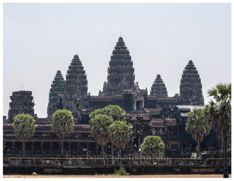 #Cambodia #Angkor Wat, #Khmer, #Monks, Angkor Thom