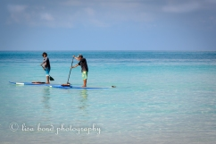 boracay, philippines, white beach, paddleboard