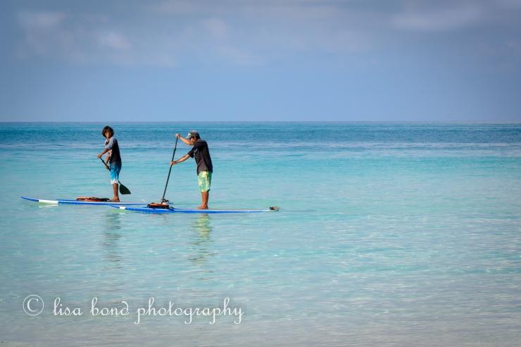 boracay, philippines, white beach, paddleboard