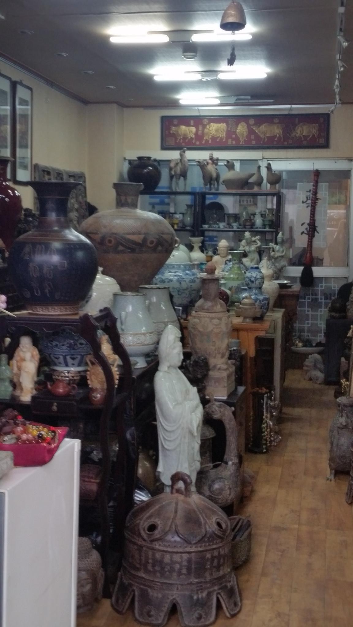 Dapsimni Antiques
