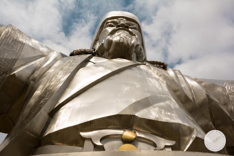Chinggis Khaan, universal ruler,