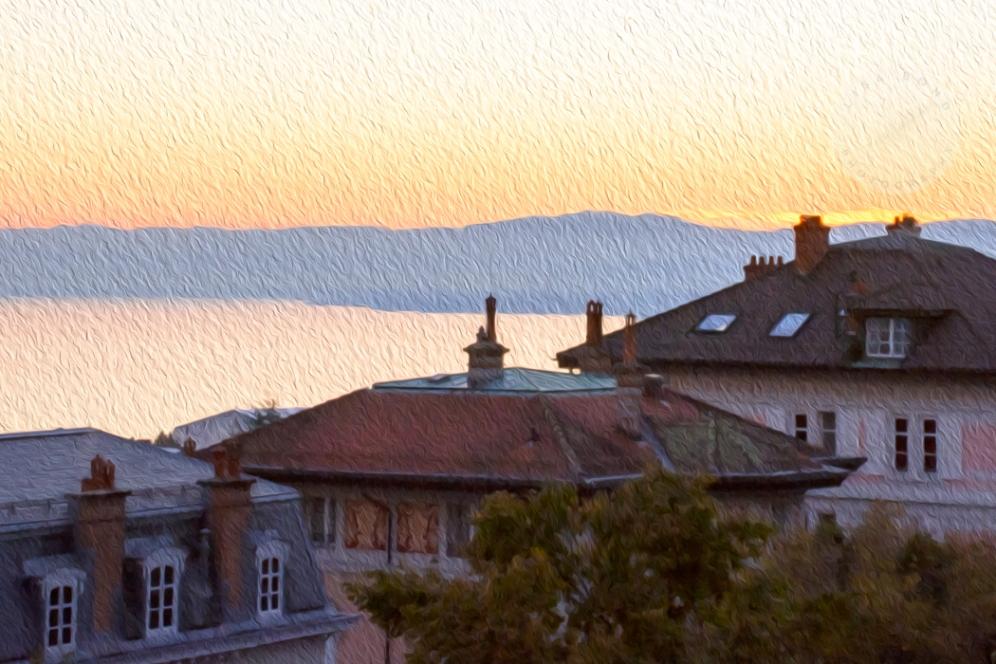 Lausanne   Lec' Leman