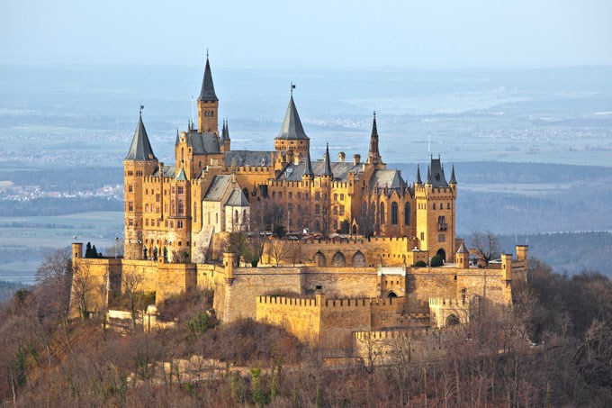 Germany Burg Hohenzollern
