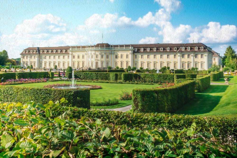 SchlossLudwigsburg