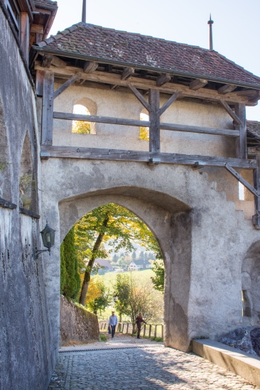 Castle Gruyere