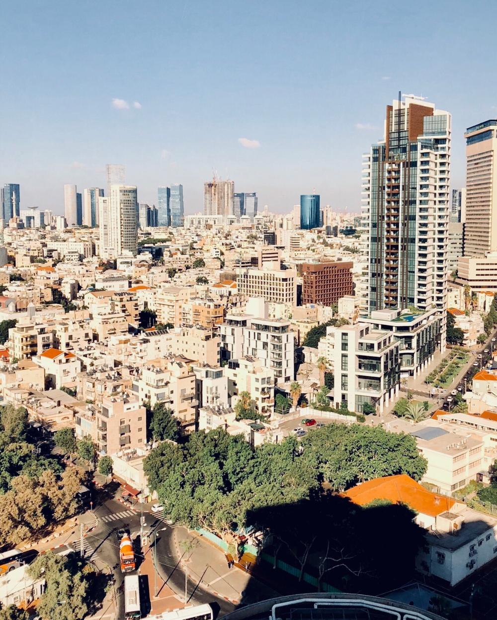 Tel Aviv, Israel, bauhaus
