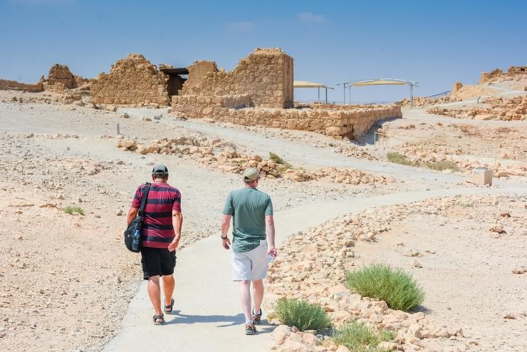 Masada, King Herod, Israel