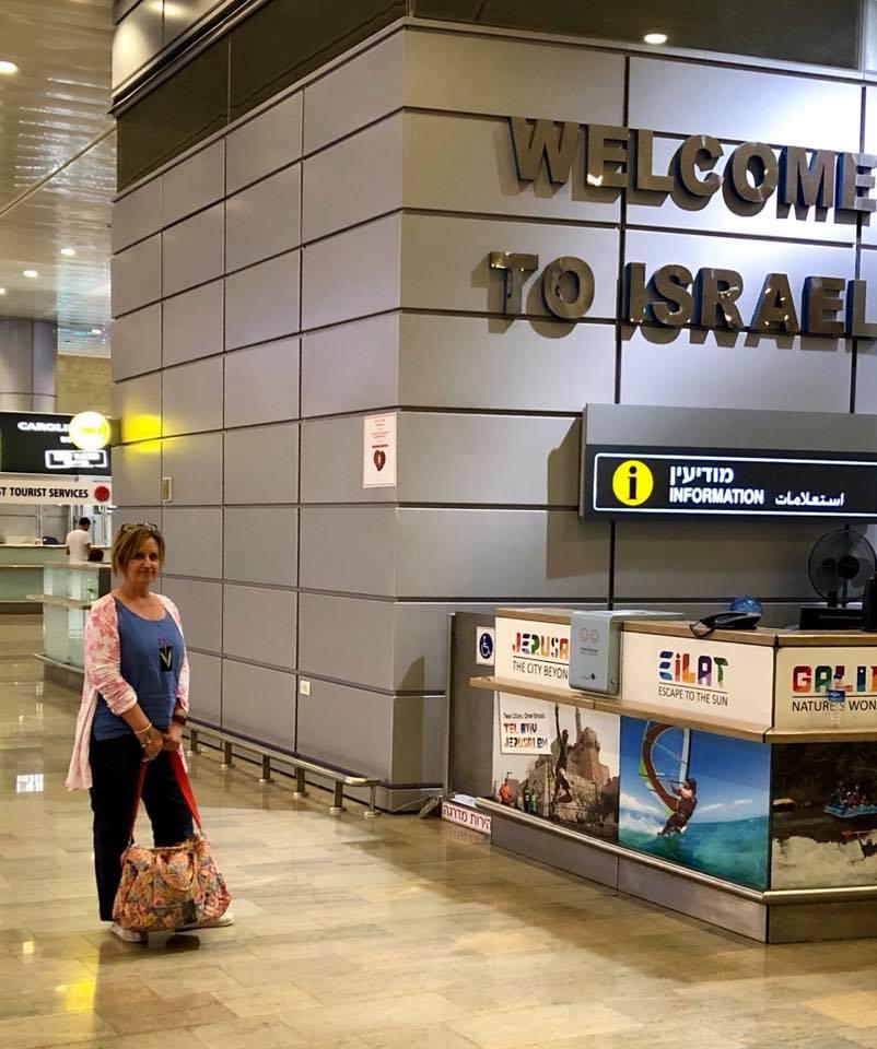 Israelwelcomeairport
